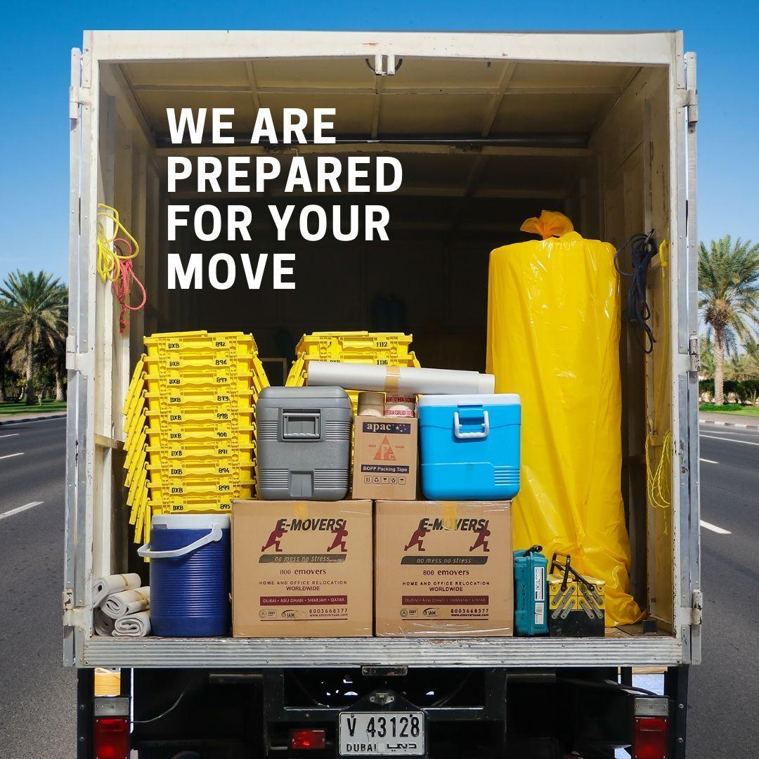 Are you prepared for the move