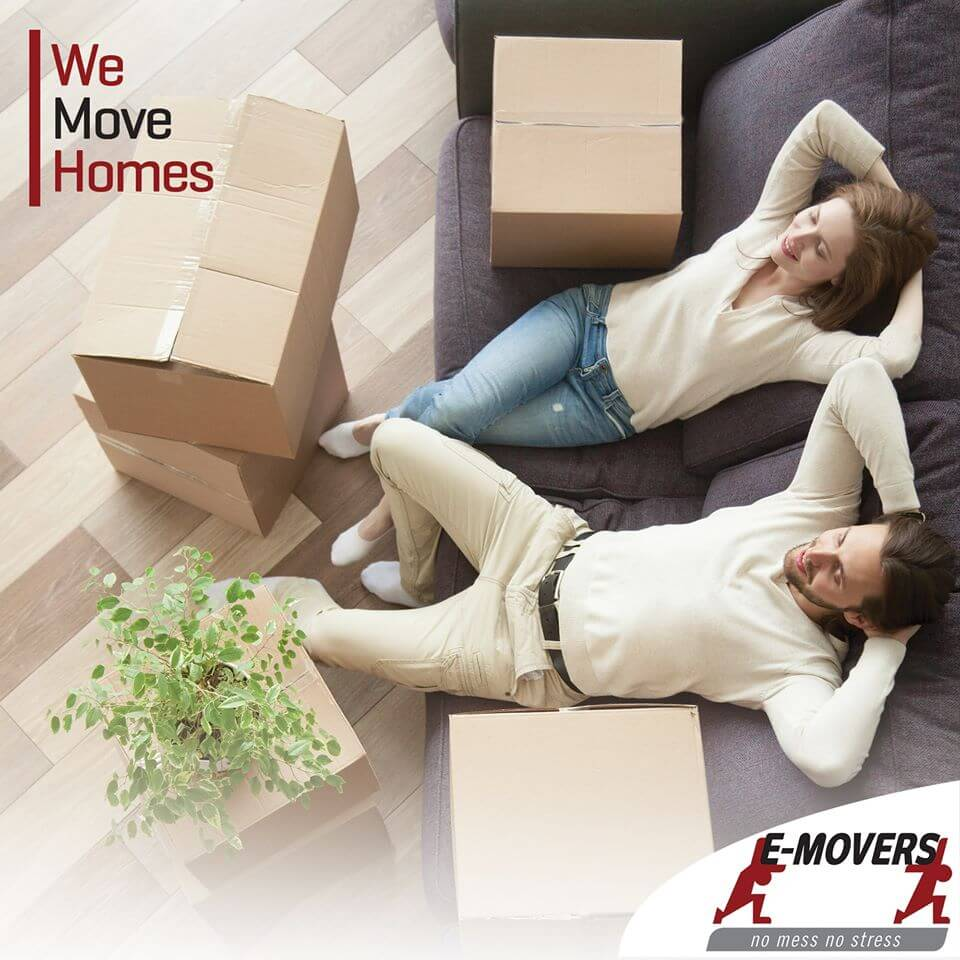 We Move Homes