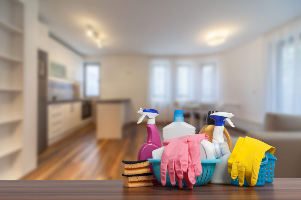 Post-move and Pre-move Cleaning Services